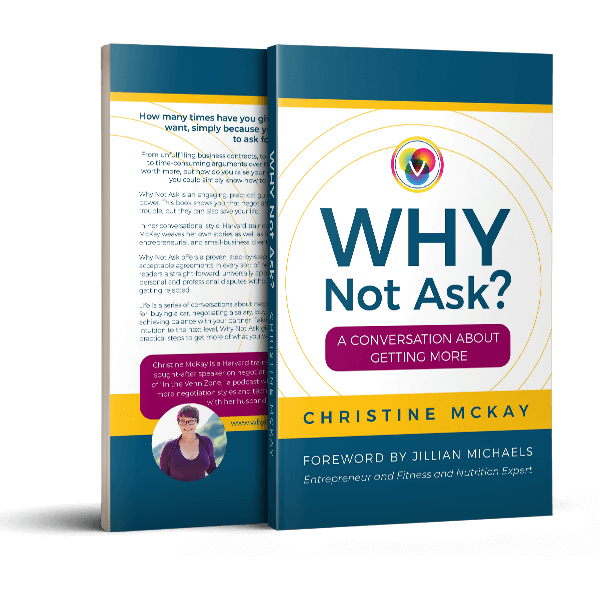 Why Not Ask Book